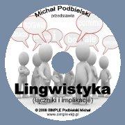 Płyta: Praktyk NLP: Lingwistyka (łączniki i implikacje)